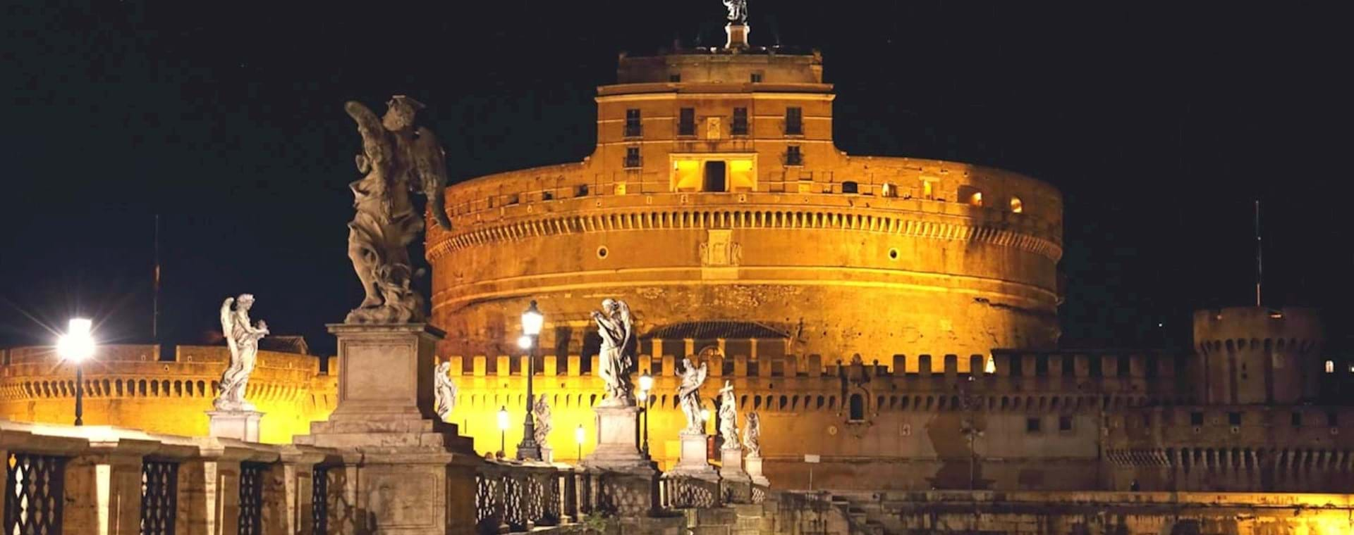 Full-Day Combo: Crypts & Catacombs and Legends & Ghosts of Rome Tour