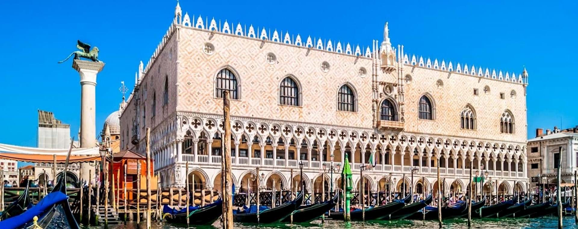 Doge's Palace Secret Itineraries & St. Mark's Basilica with Terraces