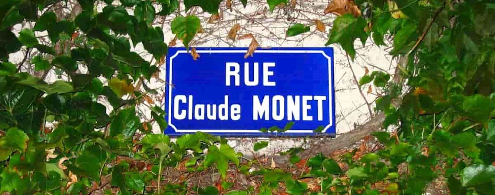 Claude Monet Street