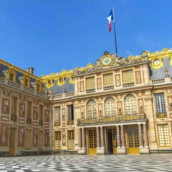 Versailles Apartments: Palace Of Versailles Secret Rooms Tour