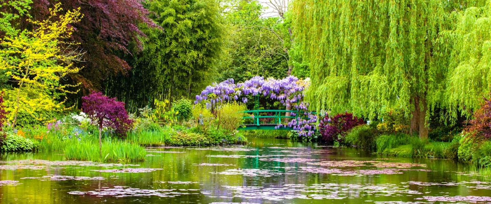 Full Day Monets Giverny & Versailles Palace Paris Tour - City Wonders