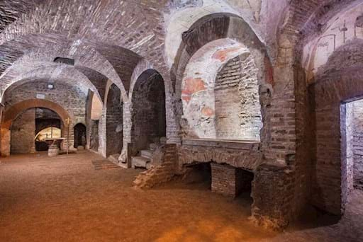 Priscilla Catacombs Rome