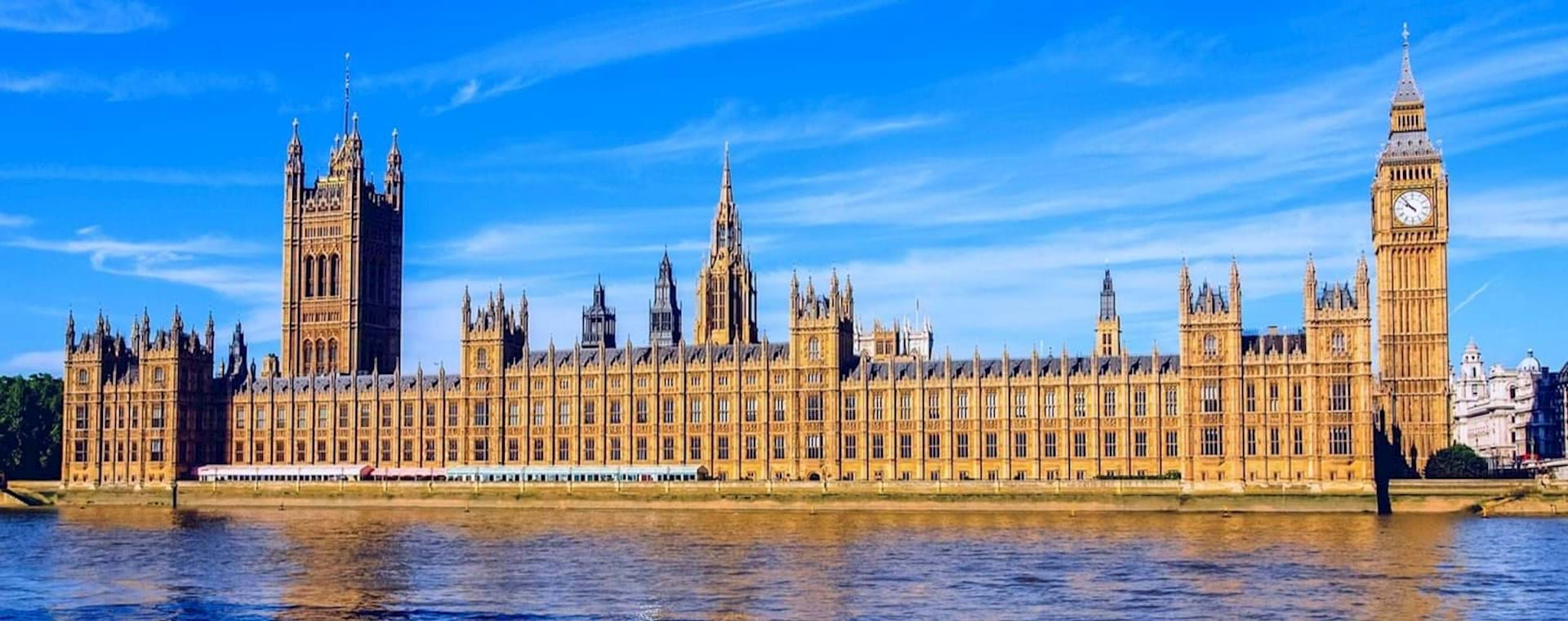 Westminster Houses of Parliament Tour - City Wonders