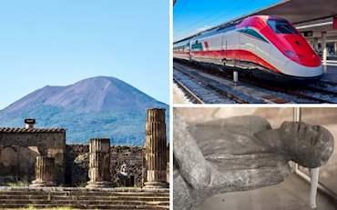 Pompeii Express Rome