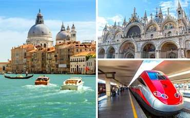 Venice High-Speed Train