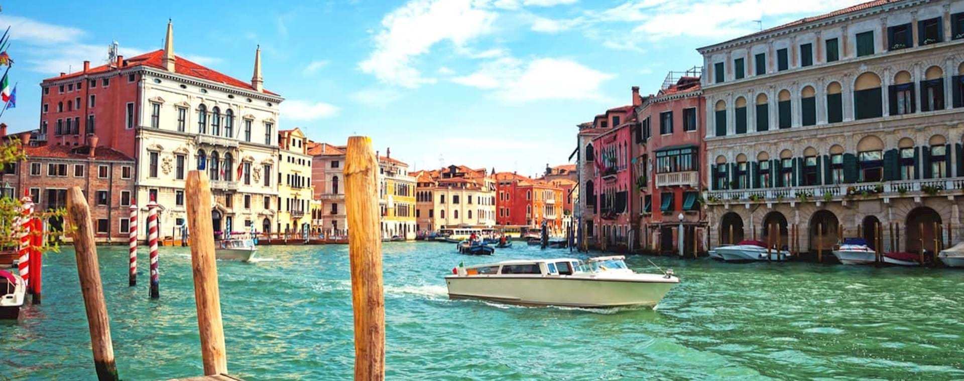 Day Trip: Venice & St. Mark's from Rome by High-Speed Train