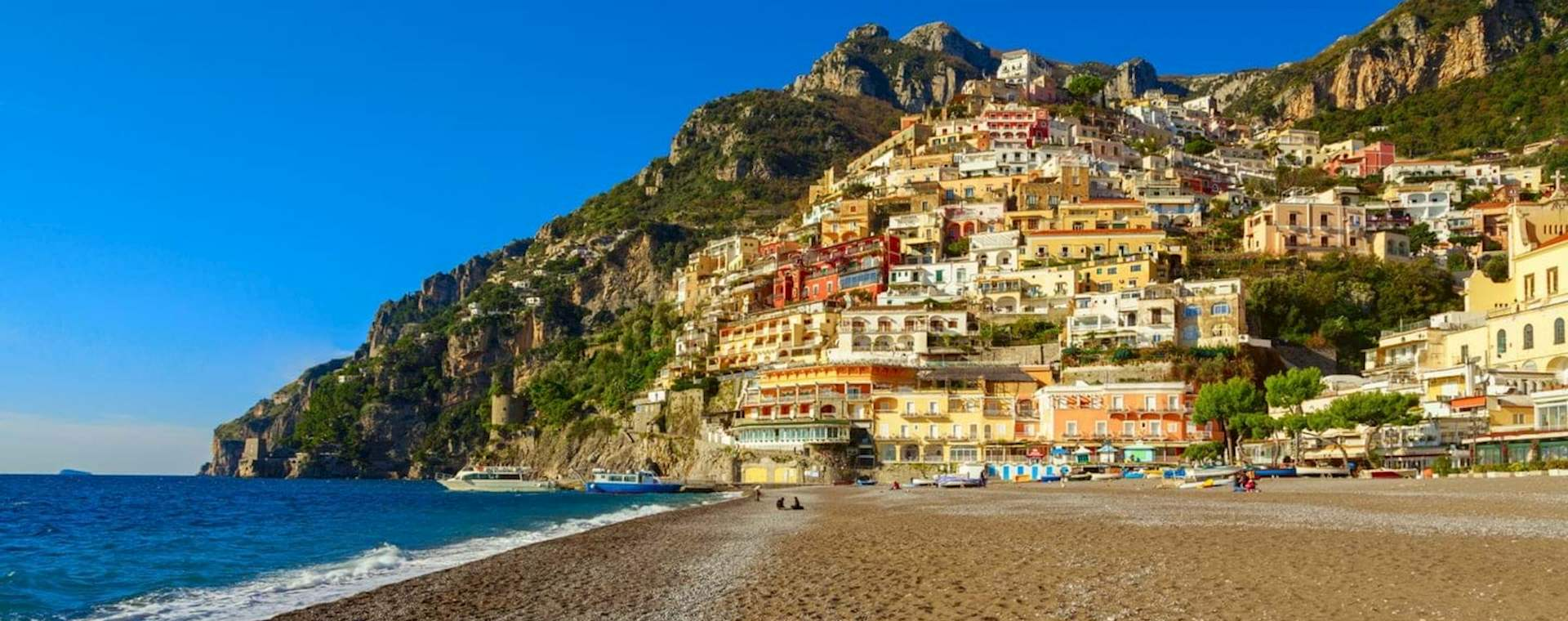 Best of the Amalfi Coast from Sorrento with Boat Tour