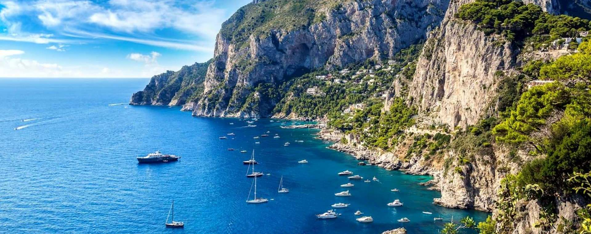 Capri in One Day from Sorrento by High-Speed Ferry