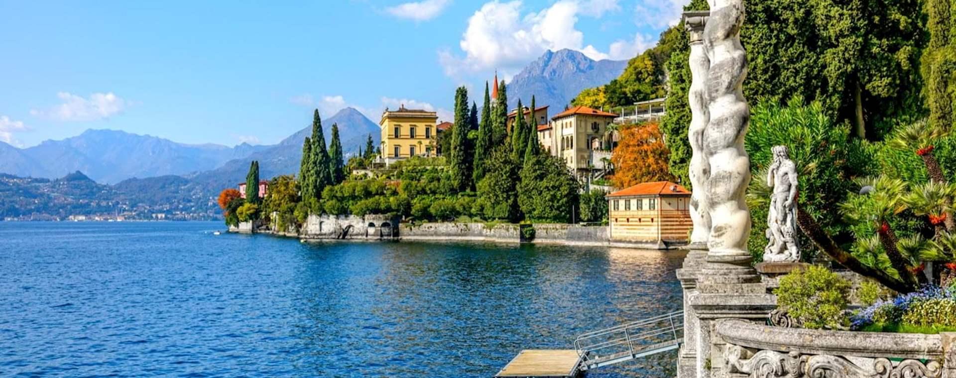 Day Trip: Lake Como from Milan with Bellagio & Lugano Switzerland