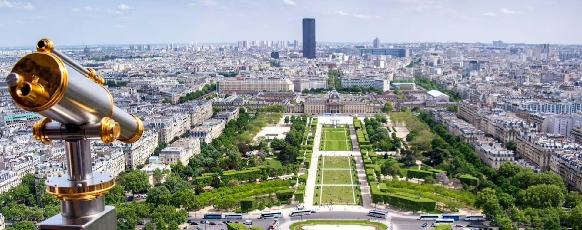 Subida a la Torre Eiffel