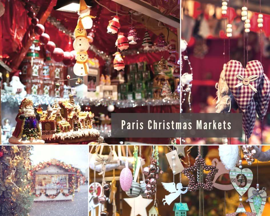 christmas markets in paris - Paris Christmas Markets