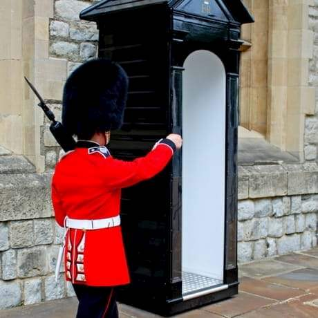 The Royal Changing of the Guard
