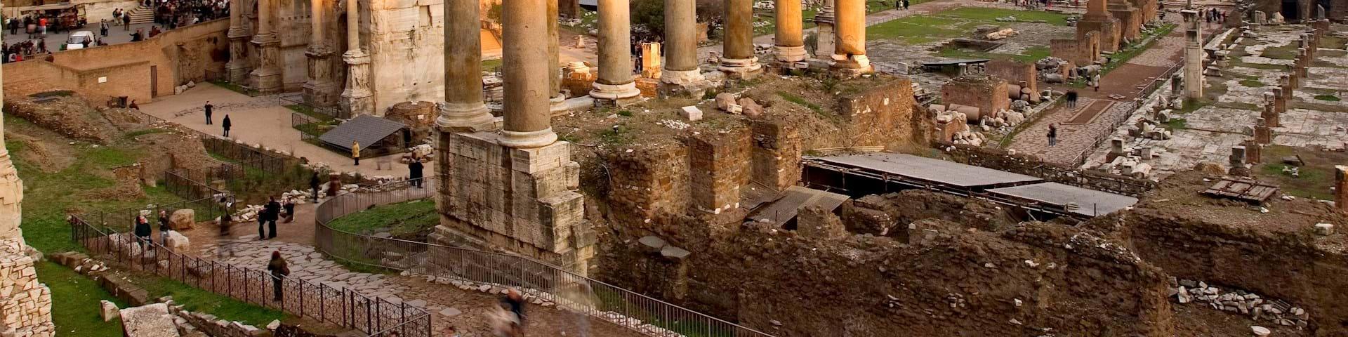 Roman Forum Tours