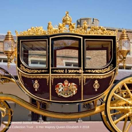 Golden Royal Carriage