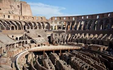 Colosseum Arena Floor