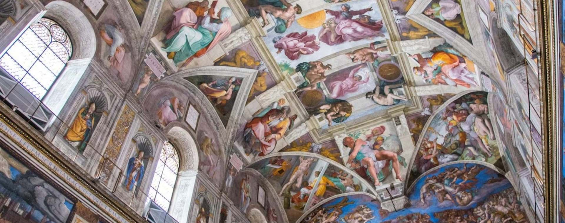 Billetes de Acceso Sin-Filas Capilla Sixtina y Museos del Vaticano