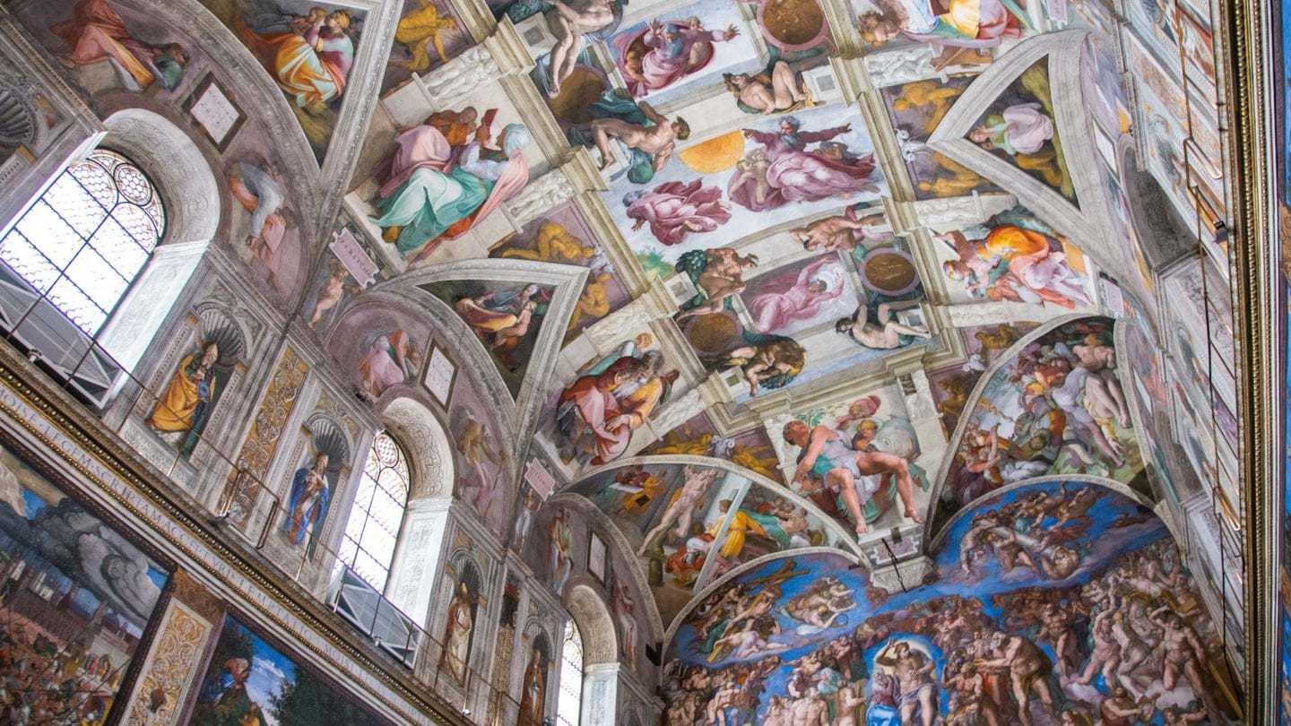 Sistine Chapel And Vatican Museums Tickets