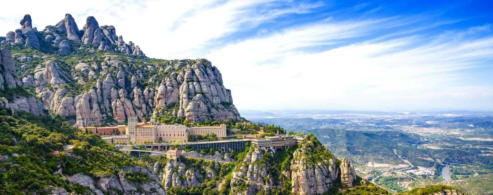 Early-Morning Express: Montserrat Tour
