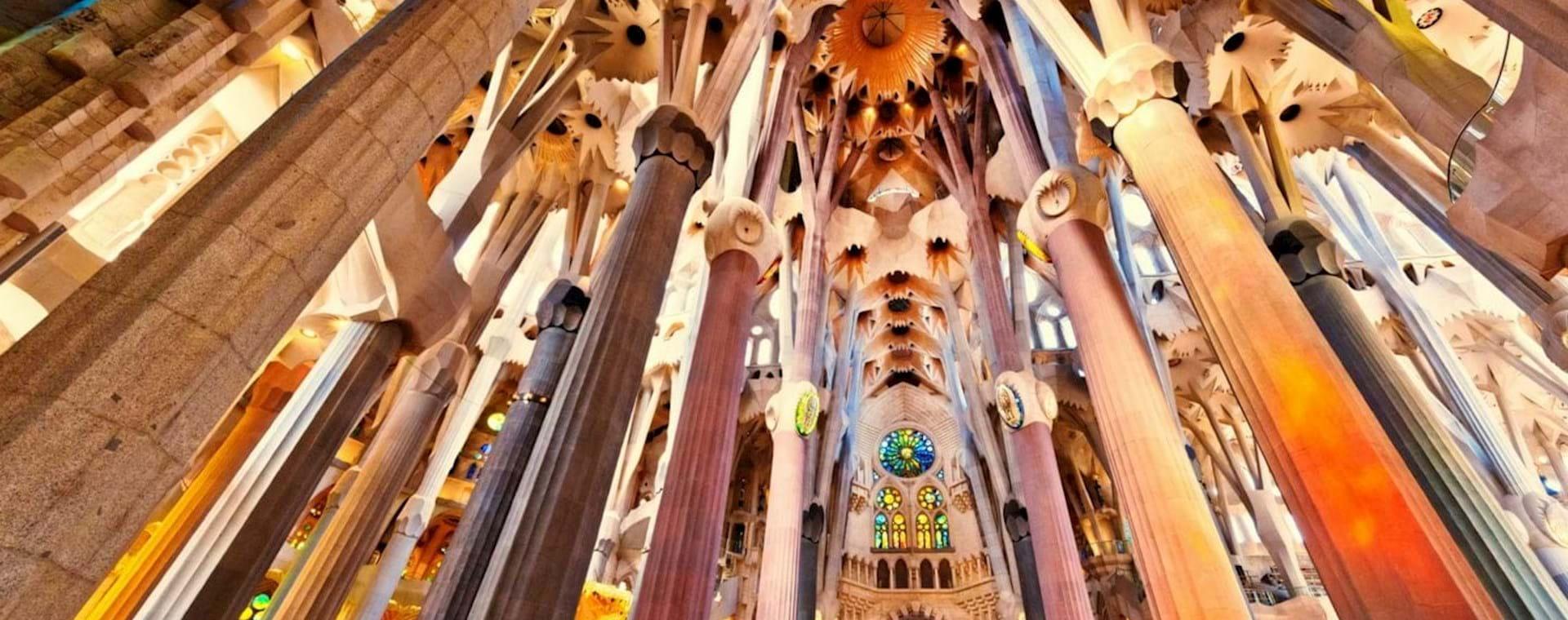 Sagrada Família & Park Güell Tour
