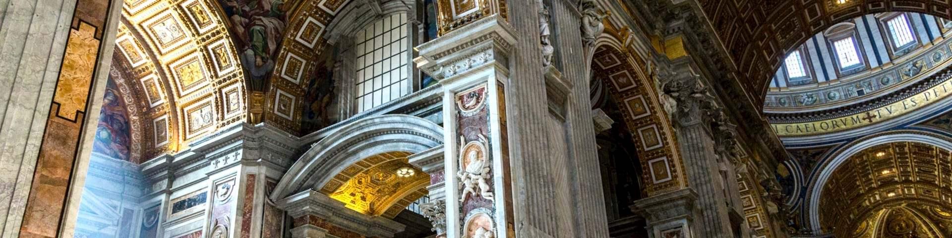 St. Peter's Basilica Tours