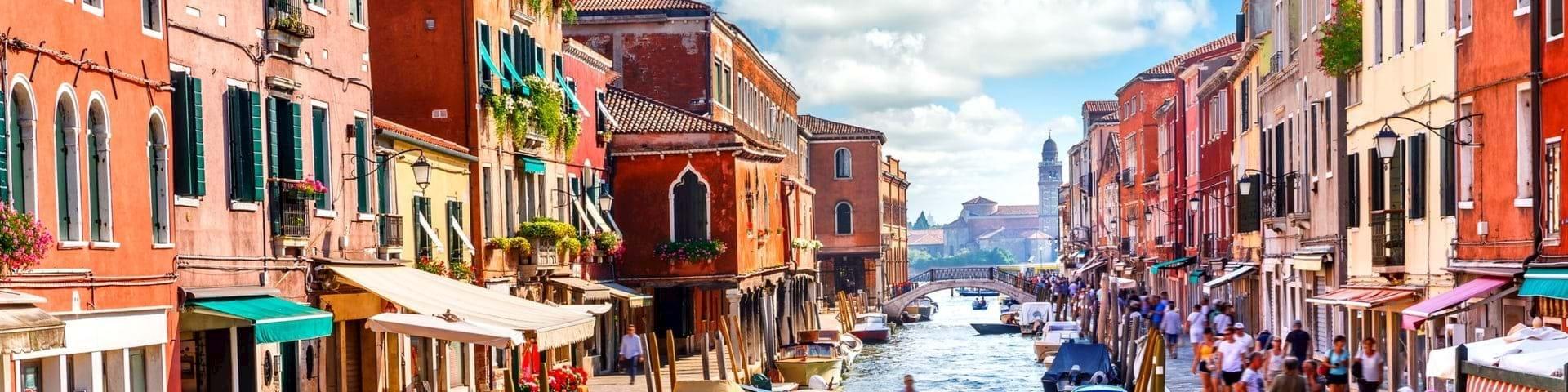 Murano & Burano Tours
