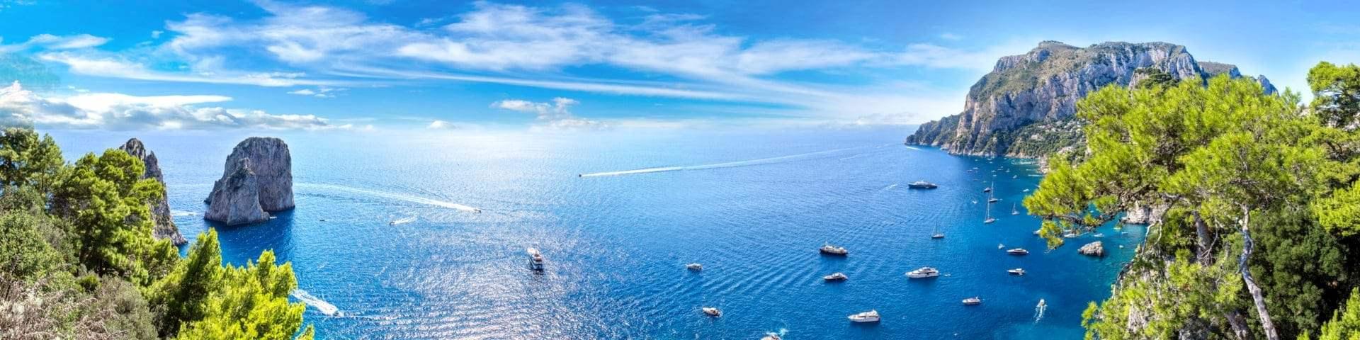 Capri Tours & Day Trips