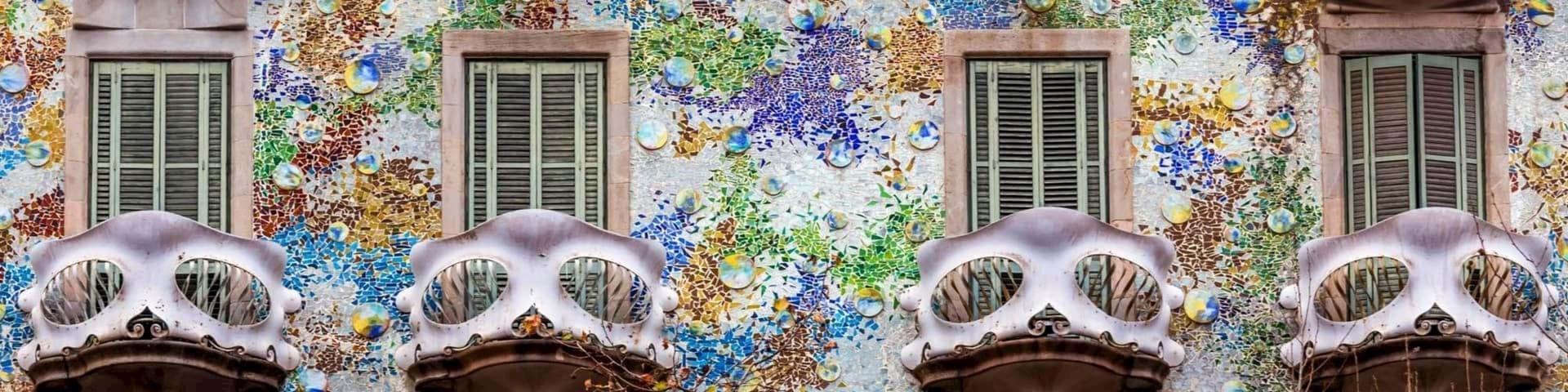 Gaudí Masterpieces Tours
