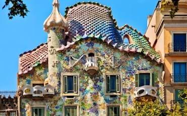 Gaudi Masterpieces