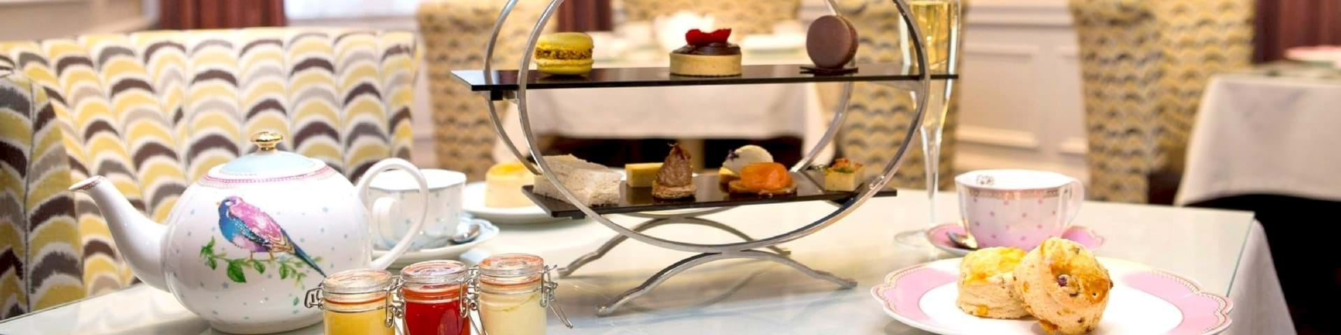 Afternoon Tea Tours in London