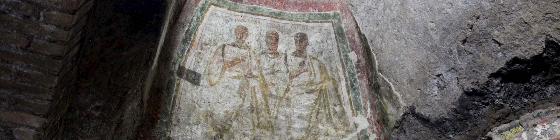 Rome Catacombs Tours