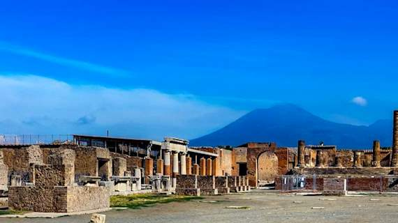 ancient pompeii forum