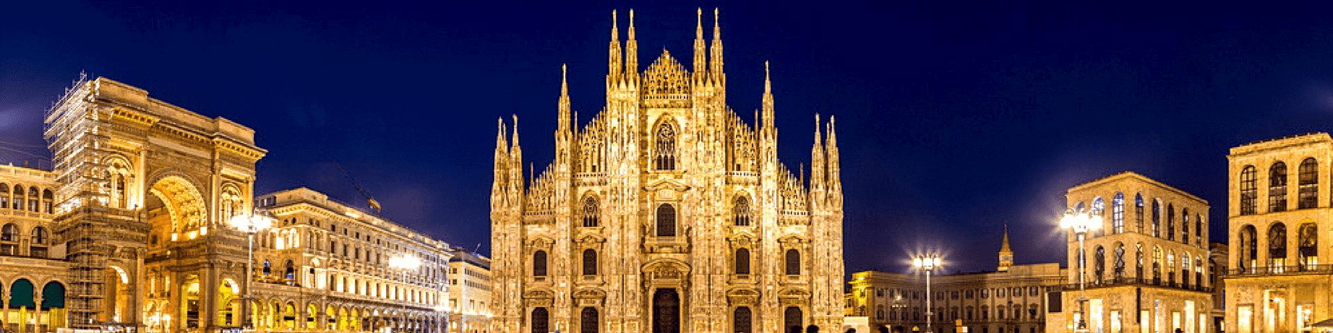 Night Tours of Milan