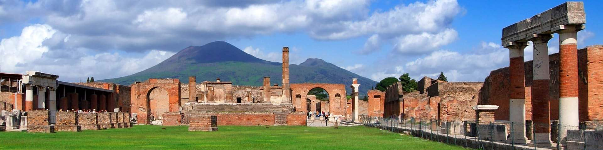 Pompeii Tours from Rome