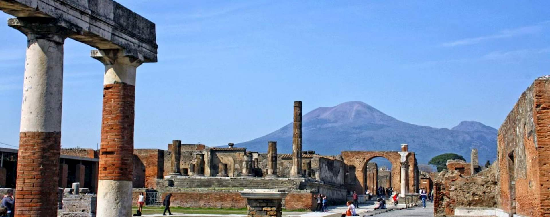 Skip-the-Line Tickets: Ruins of Pompeii