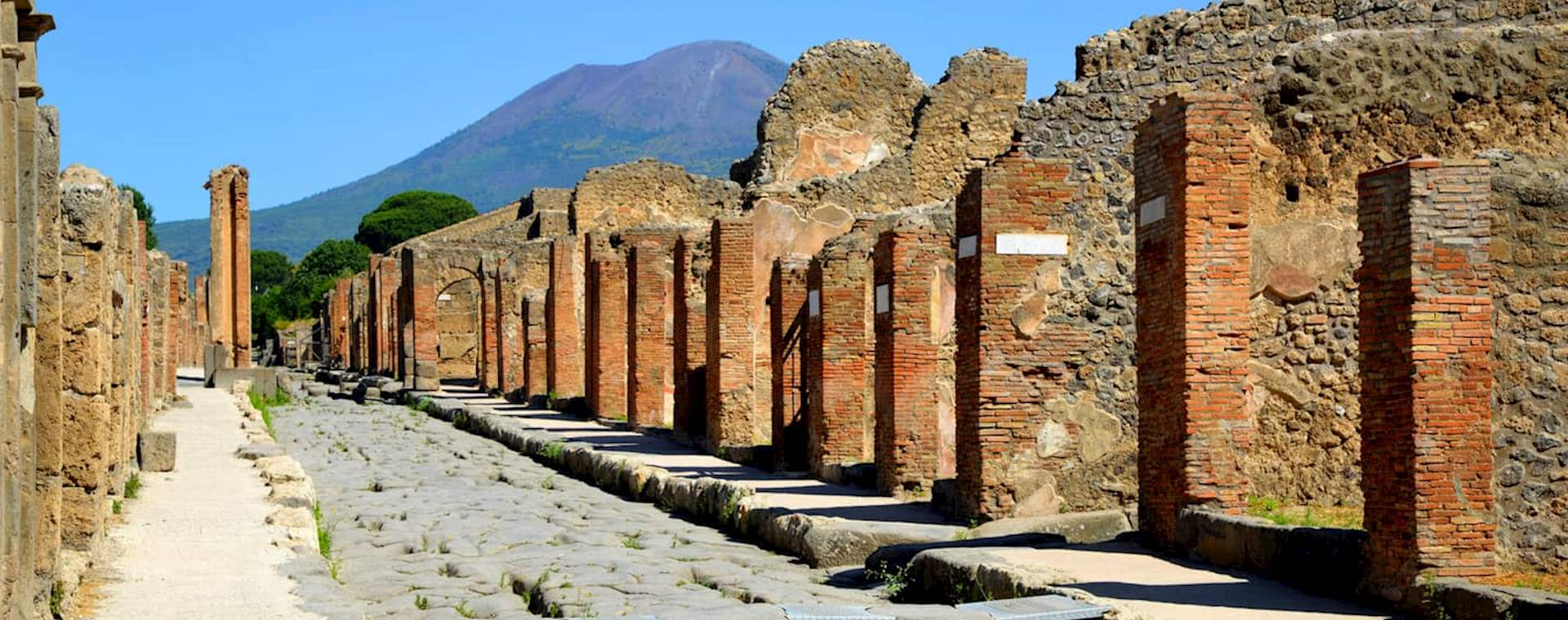 Ruins of Pompeii Guided Tour