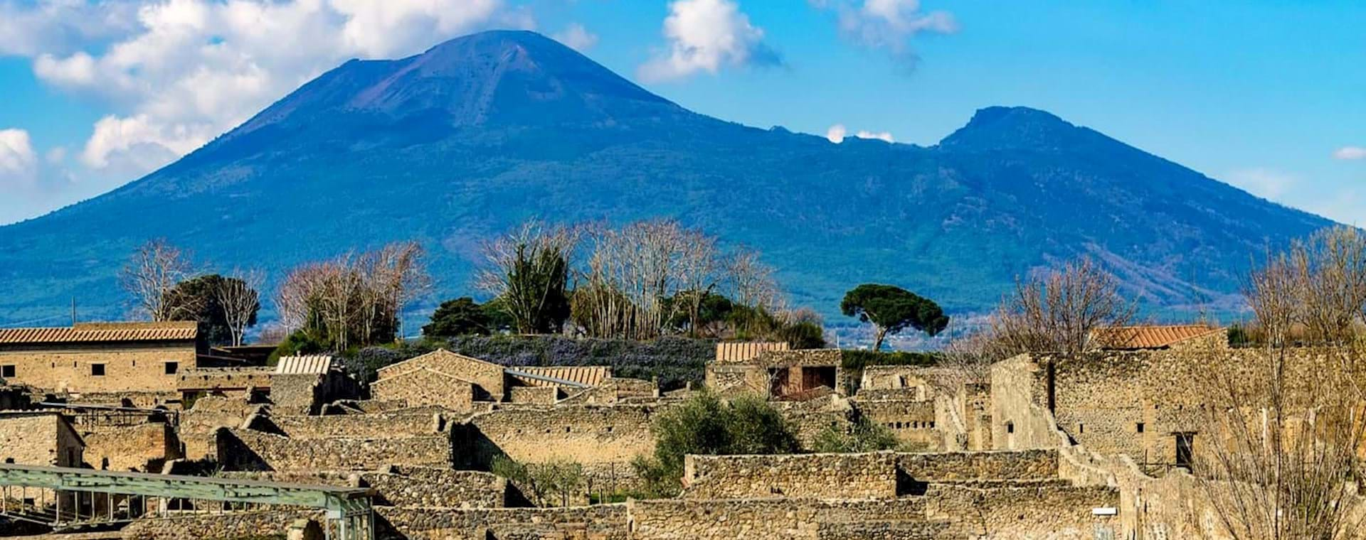 Pompeii Skip-the-Line Tickets & Round-Trip Transport from Rome