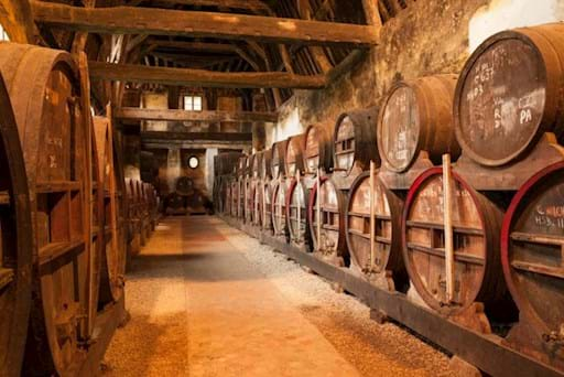 Calvados brewery, Normandy