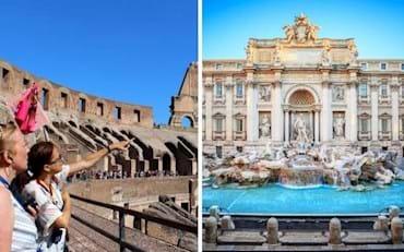 Skip The Line Colosseum Amp Roman Forum Tour Tickets City