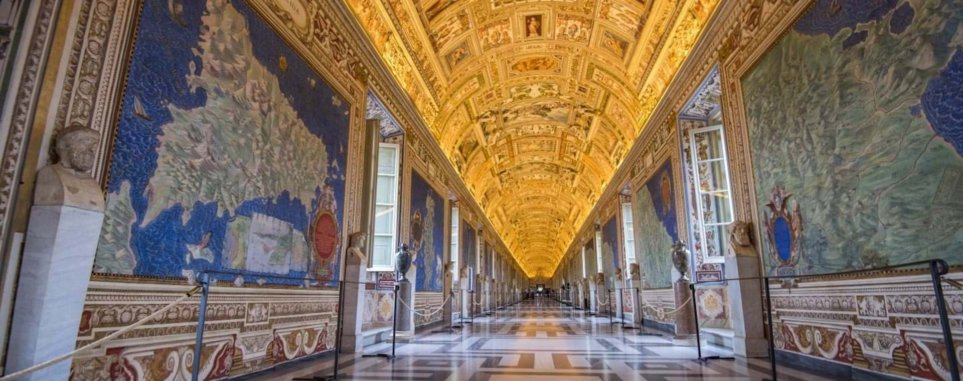 Vatican Museums, Sistine Chapel, & St. Peter's Basilica Tour with Optional Upgrades