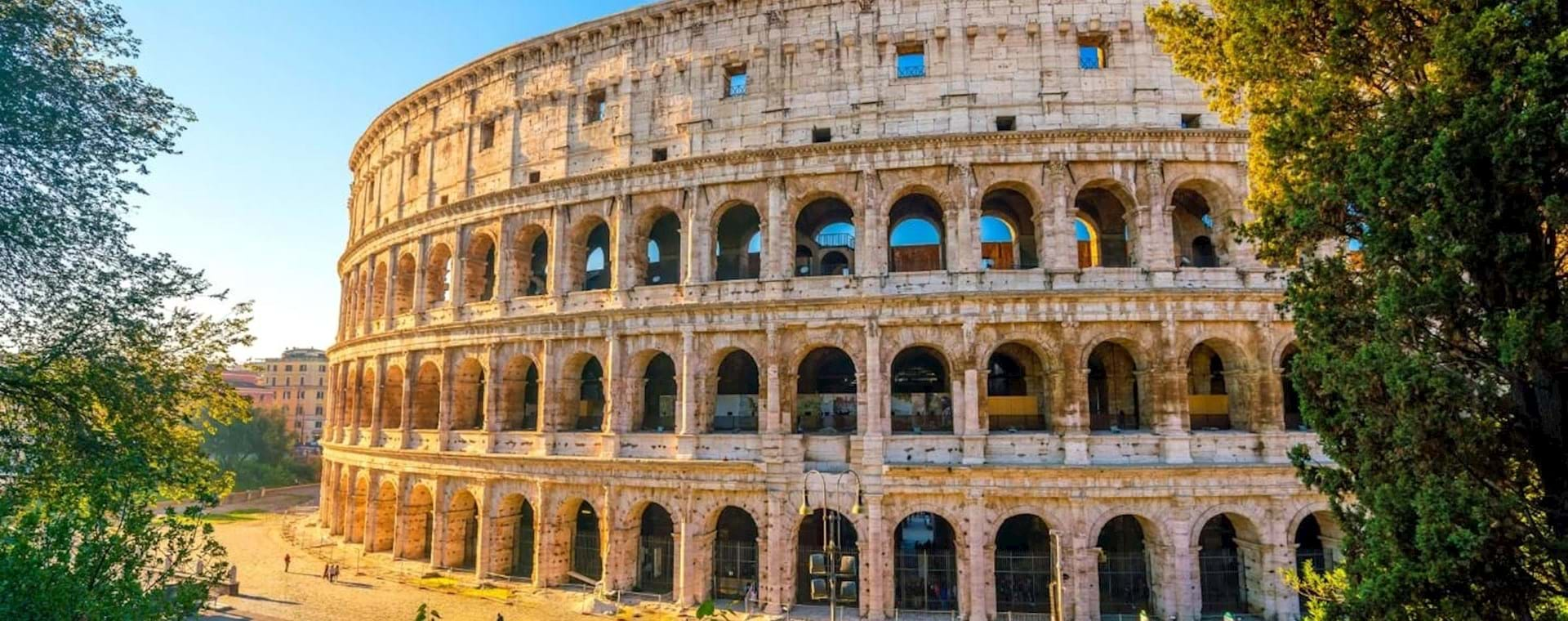 Colosseum & Ancient Rome Tour with Forum & Palatine Hill
