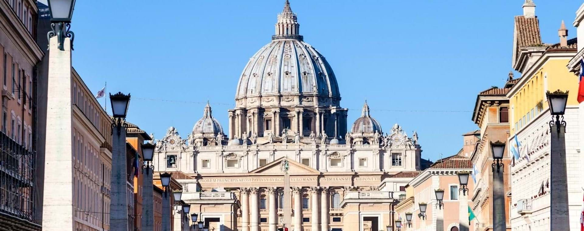 Complete Vatican Museums Tour with Sistine Chapel, Bramante Staircase & St. Peter's Basilica