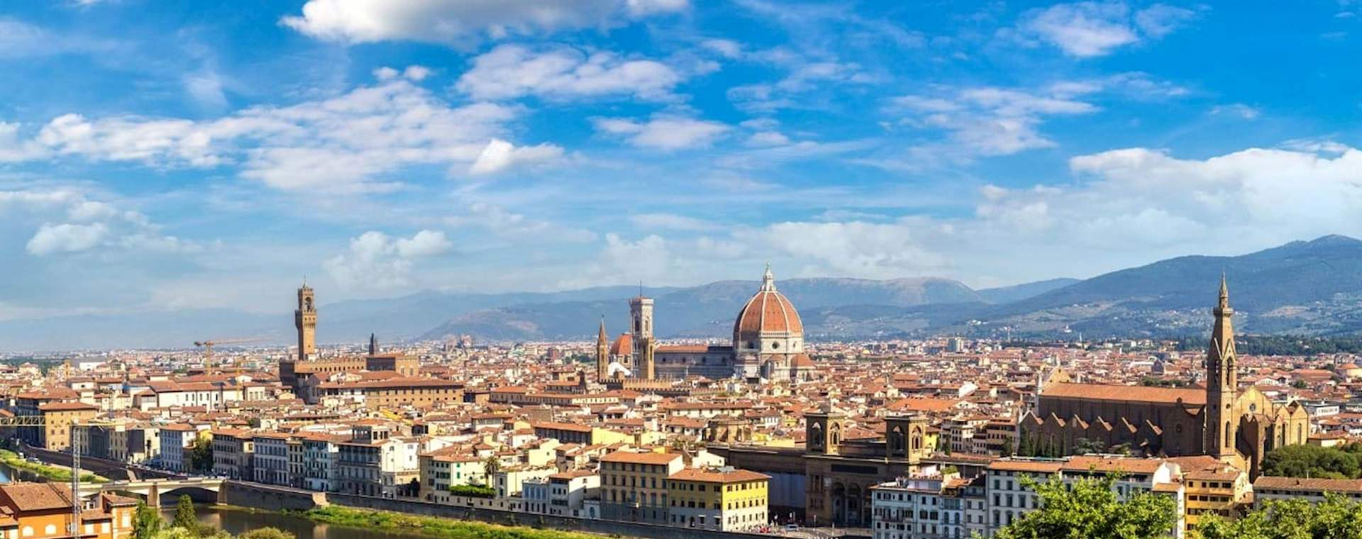 Day Trip: Best of Florence with Michelangelo's David from Rome