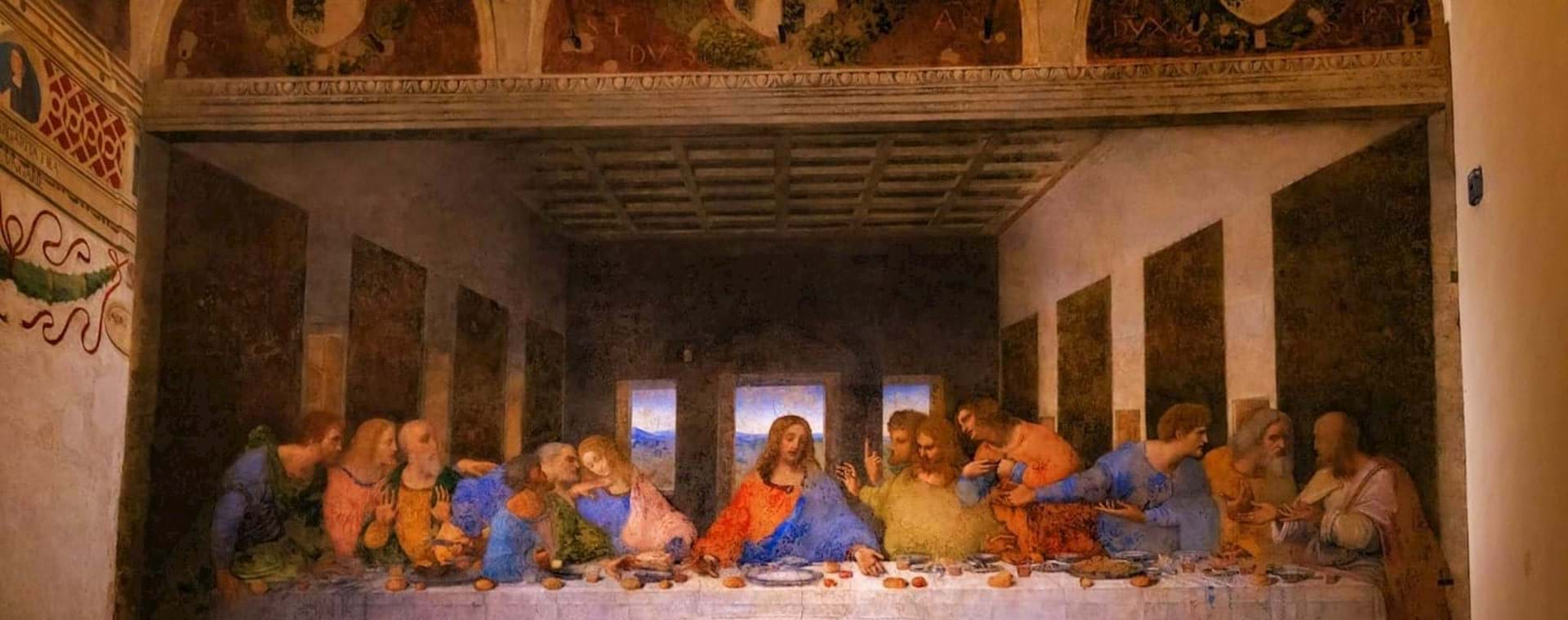 Da Vinci's 'Last Supper' Tickets with Expert Commentary