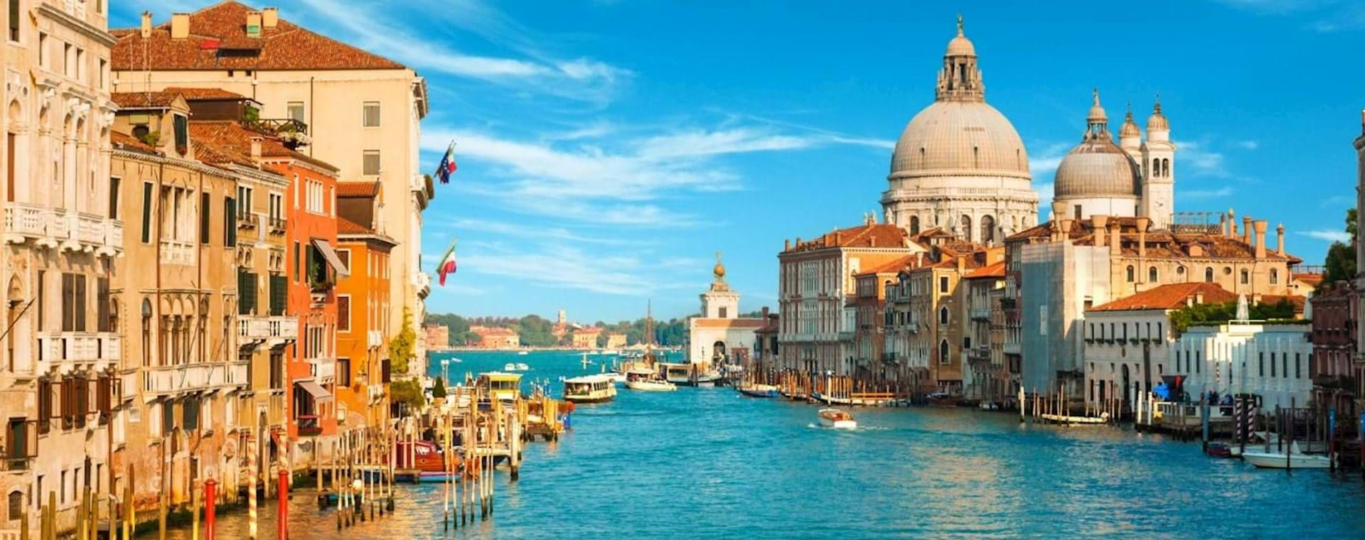 Best of Venice with St. Mark's Basilica Day Trip from Florence