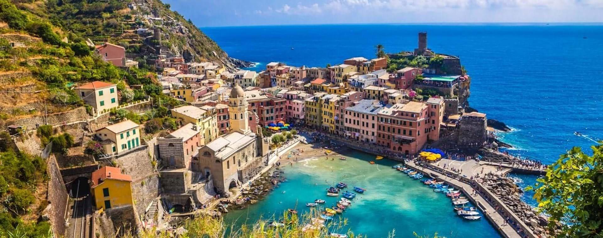 Day Trip: Cinque Terre & Portovenere from Milan