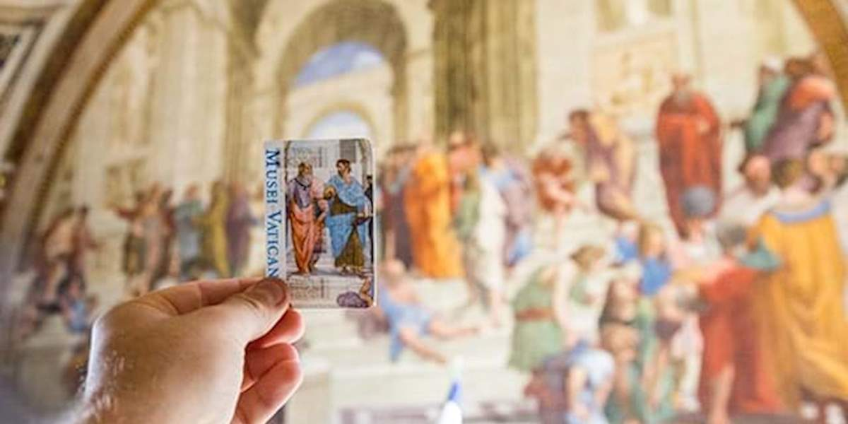 Skip The Line Vatican Museum Amp Sistine Chapel Tickets