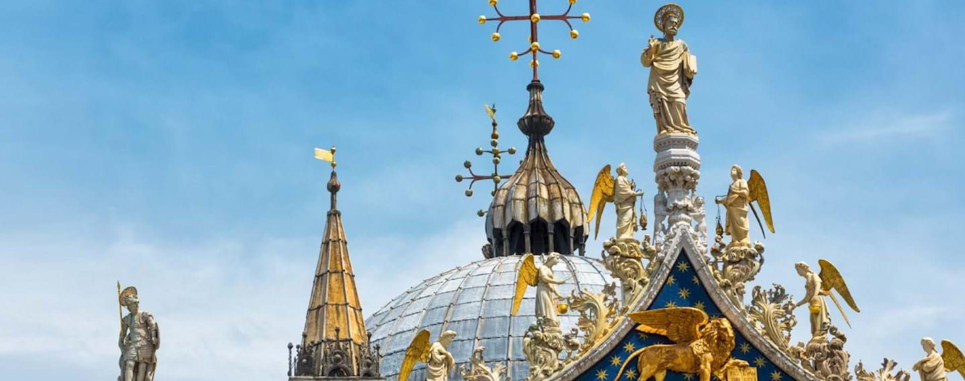 St. Mark's Basilica & Terraces Express Tour