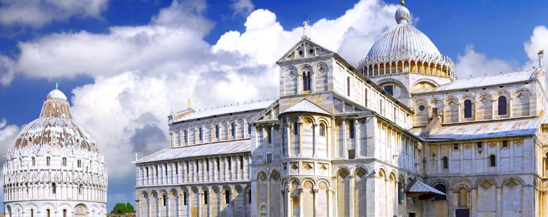 Day Trip: Pisa, San Gimignano & Siena with Skip-the-Line to Pisa Duomo