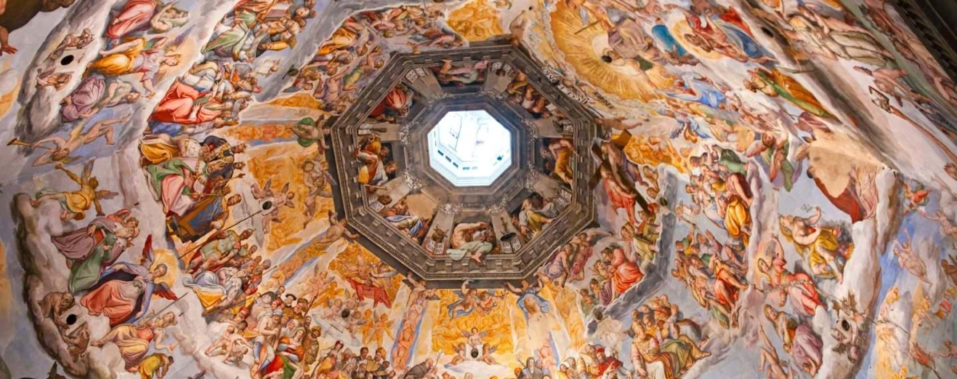Semi-Private Florence Duomo Tour with Dome & Terrace Access plus Bell Tower Entry