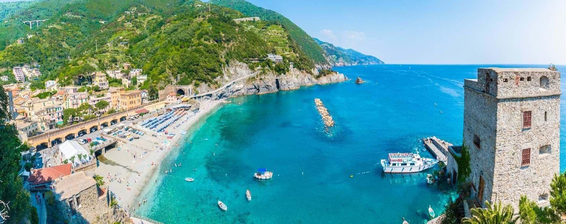 Cinque Terre & Portovenere Day Trip from Milan